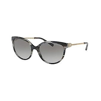 Michael Kors ABI Ladies Sunglasses - MK2052 328911 - Black/Grey