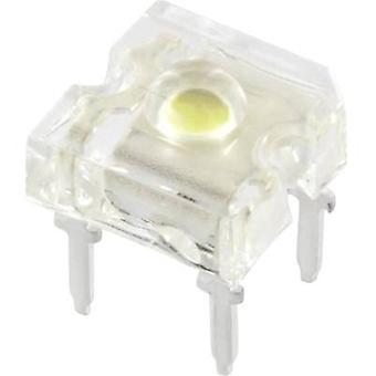 COMPOSANTS TRU 1577317 LED câblé Vert Circulaire 3 mm 2500 mcd 120 ° 20 mA