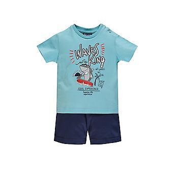 Brums Milano 2 Piece Set T Shirt & Bermuda Shorts