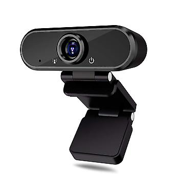 KuKu 1080P HD Webcam with Microphone for Work at Home, Video Calling & Video Conferencing