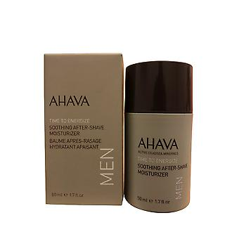 Ahava Time To Energize Soothing After Shave Moisturizer 1.7 OZ