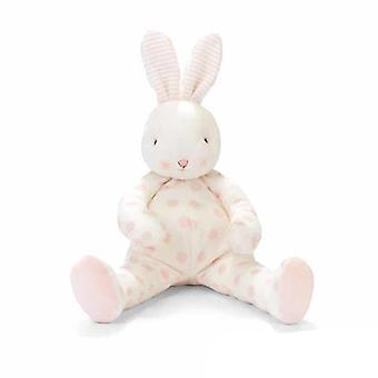Bunnies By The Bay Blossom Polka Dot Pink Big Buddy