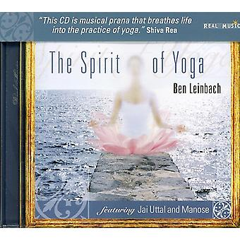 Ben Leinbach - Spirit of Yoga [CD] USA import