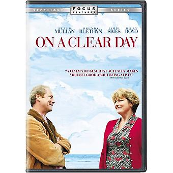 On a Clear Day [DVD] USA import