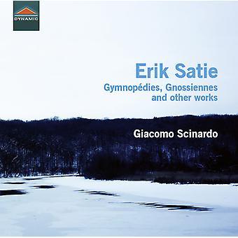 Satie / Scinardo - Gymnopedies / Gnossiennes [CD] USA import