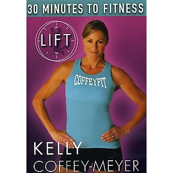 30 Minutes to Fitness: Lift Workout [DVD] USA import