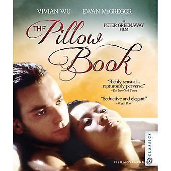 Pillow Book [BLU-RAY] USA import