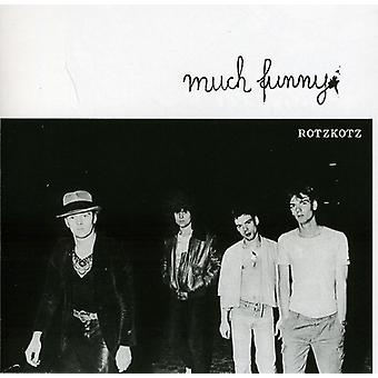 Rotzkotz - Much Funny [CD] USA import