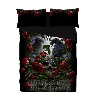 Wild star - forevermore - duvet & pillow cover set double