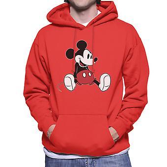 Disney Musse Pigg avslappnande män ' s Huvtröja