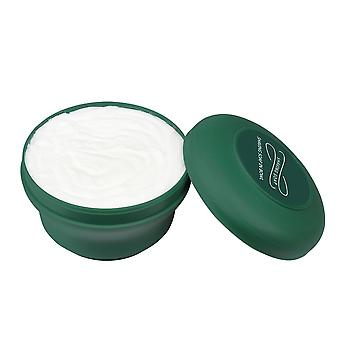 Shaving Cream Men's Mustache Shaving Soap - Round Facial Care with Goat Milk Beard Shaving Cream