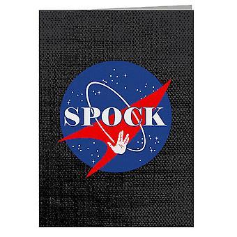 Star Captain Star Trek Greeting Card