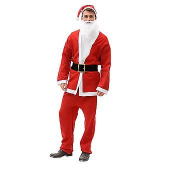 Christmas Shop Unisex Santa Suit