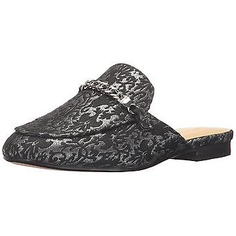 Marc Fisher Womens Whiley2 cuir amande Toe occasionnels Slide sandales