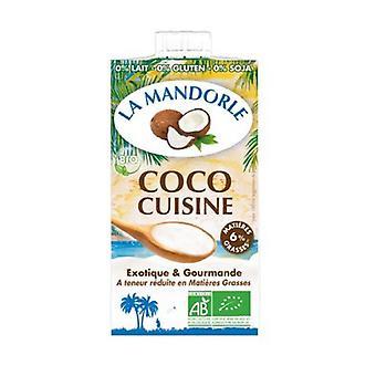 Crème de noix de coco pour cuisson 250 ml