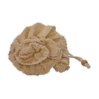 Sisal Flower Sponge 1 unit