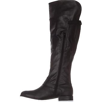 Bar III Womens Daphne Closed Toe Knee High Fashion Boots