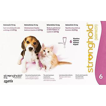 Stronghold Puppy and Kittens under 2.5kg (5lbs) - 6 Pack
