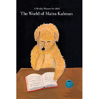 2021 World of Maira Kalman Diary by Workman Calendars