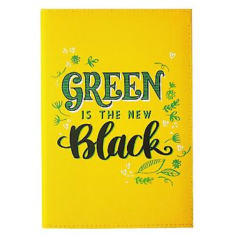 WPL Green Is The New Black - Note Book