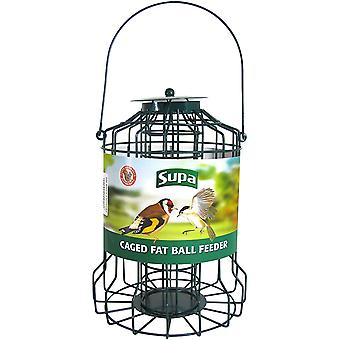 Supa Caged Fat Ball Bird Feeder