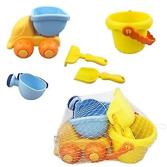 Niños Sandbox Set Kit Juguetes de Verano para Beach Play- Sand Water Play Cart Kids Gifts