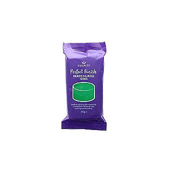 Culpitt Perfect Finish Ready To Roll Icing - Groen 250g