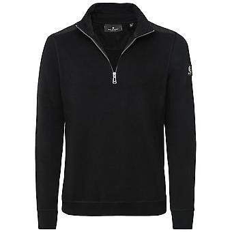 Belstaff Cotton Half-Zip Jaxon Sweatshirt