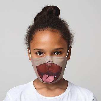 Mopps الصلصال تغطية الوجه القابل لإعادة الاستخدام - صغيرة