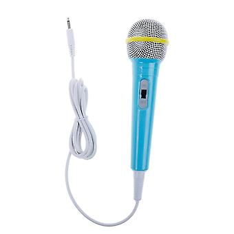 Musical Instrument Wired Microphone, Karaoke Singing Kid Music  Toy Kids