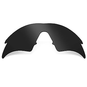 Polarized Replacement Lenses for Oakley M Frame Sweep Frame Anti-Scratch Black