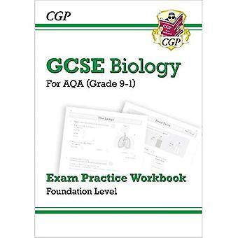 Nova classe 9-1 GCSE Biologia: AQA exame prática Workbook-Fundação