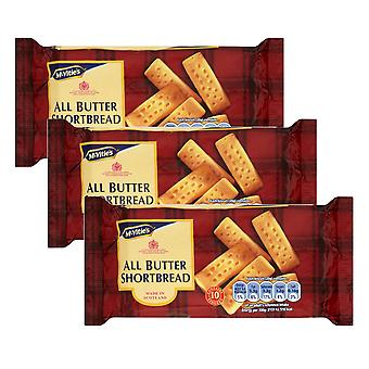 3 x 200g McVities All Butter Shortbread Biscuits Tea Coffee Cookies Sweets