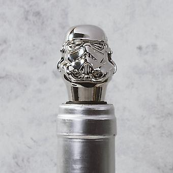 Original stormtrooper - bottle stopper