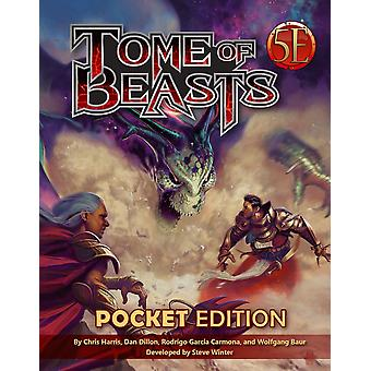 Tome of Beasts Pocket Edition Paperback (5E)