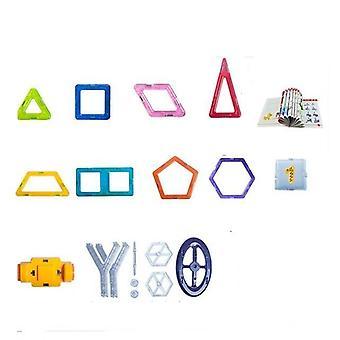 Set di costruzione di designer magnetico - Giocattoli per blocchi di costruzione