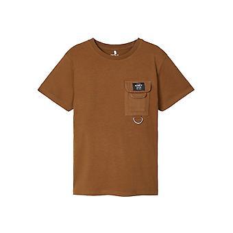 Namn-it Boys Tshirt Talian Kaffe Liquer