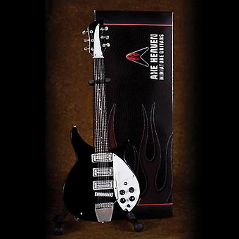 Black Ric Sullivan Mini Guitar Replica USA import