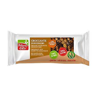 Krispiga glutenfria hasselnötter 30 g