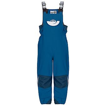 Spotty Otter Patrol III Fleece Lined Waterproof Dungarees