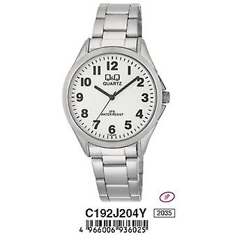 Q&q watch c192j204y