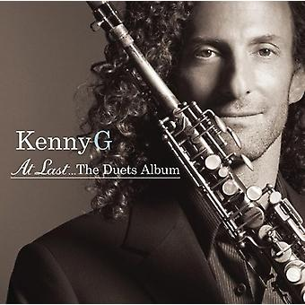 Kenny G - At Last: The Duets Album [CD] USA import