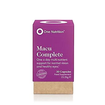 One Nutrition Macu Complete Caps 30 (ONE046)