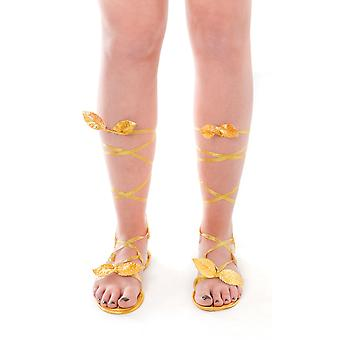 Bristol Novelty Womens/Ladies Goddess Sandals