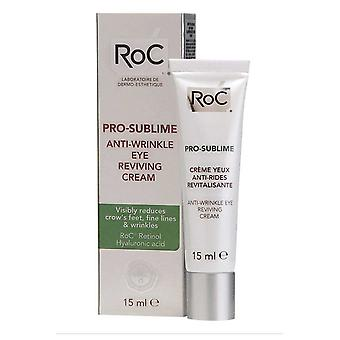 RoC Pro Sublime Anti Wrinkle Reviving Eye Cream 15ml