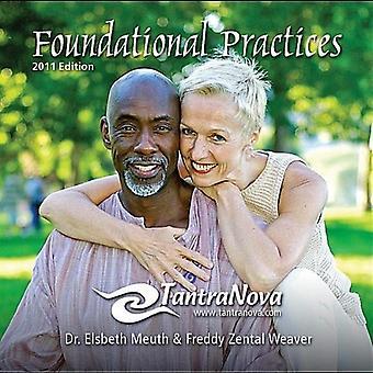 Tantranova - prácticas fundamentales [CD] USA importar