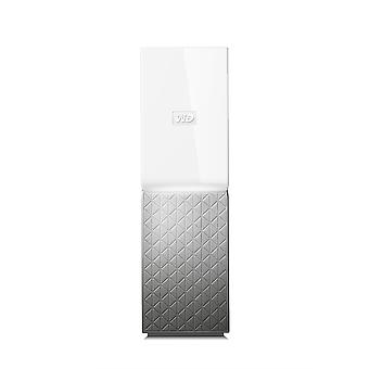 Wd 6tb my cloud home personal cloud 1 bay 6 tb