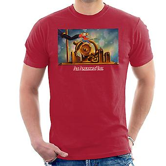An American Tail Fievel Mousekewitz Running Men's T-Shirt
