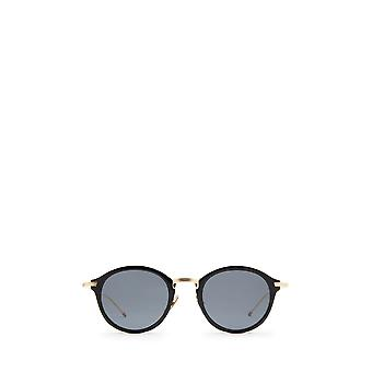 Thom Browne TBS908 blk-gld female sunglasses