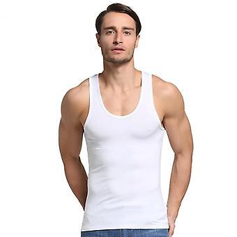 Men Cotton Tank Tops, Underwear Shirts
